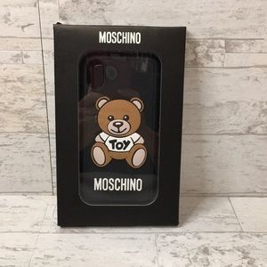 Moschino Couture Women's 🐻 Toy iPhone Case X/XS